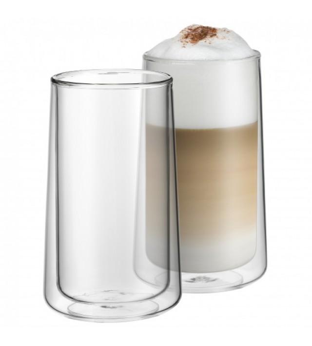 Комплект от 2 броя чаши за Latte Macchiato WMF
