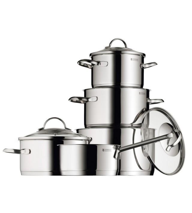 Комплект съдове за готвене oт 5 части WMF Provence Plus