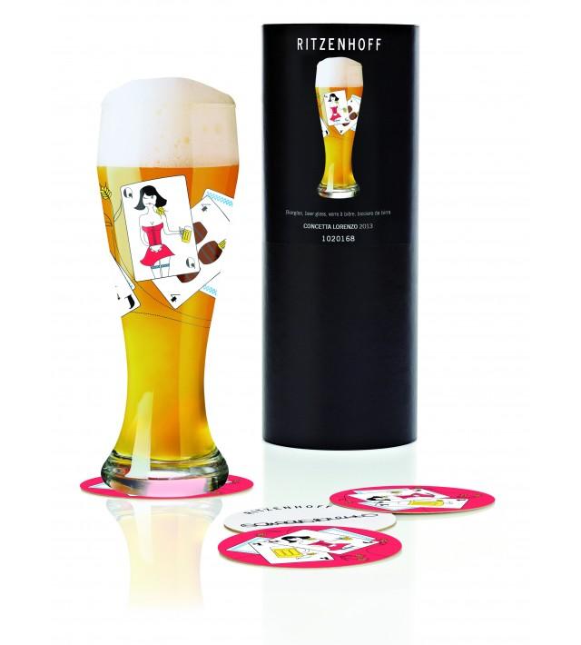 Чаша за бира Ritzenhoff Concetta Lorenzo 500 мл