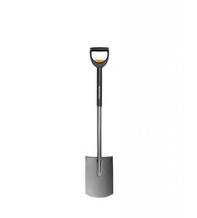 Права телескопична градинска лопата Fiskars