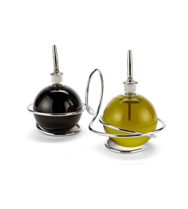 Комплект за олио и оцет Loop Black+Blum