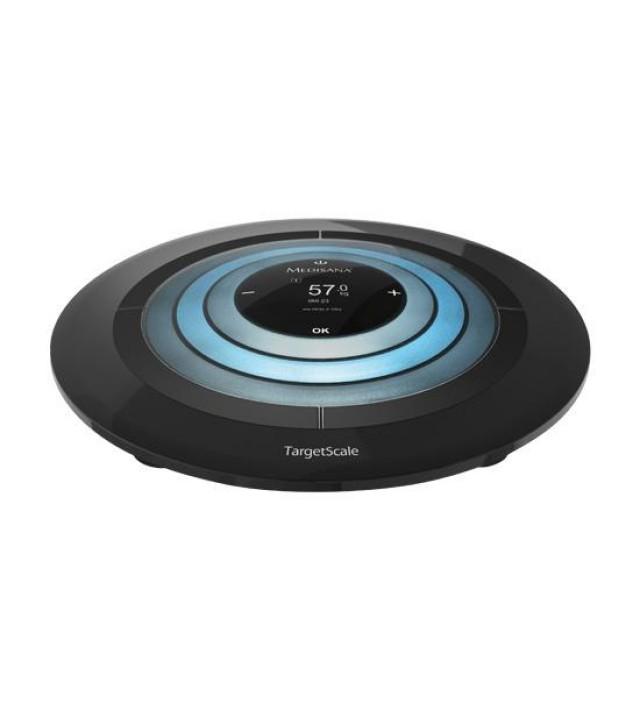 Персонален Кантар с анализиращ модул за iPhone®, iPod touch® или iPad® - Medisana TargetScale 2