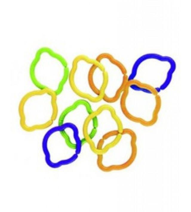 Комплект рингове Tiny Love Rings Set Tropical