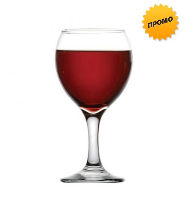 Комплект от 6 броя чаши за вино ArtCraft Misket 549